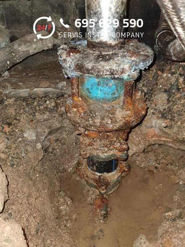 reparaciones fontaneria bcn