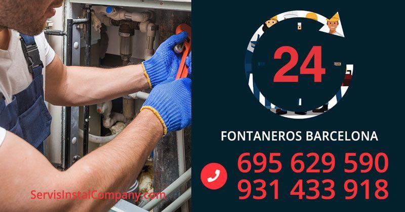 fontaneros-barcelona-24h