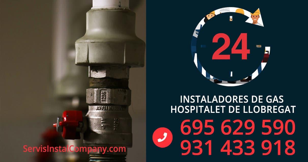 instaladores-de-gas-24-horas-hospitalet-de-llobregat