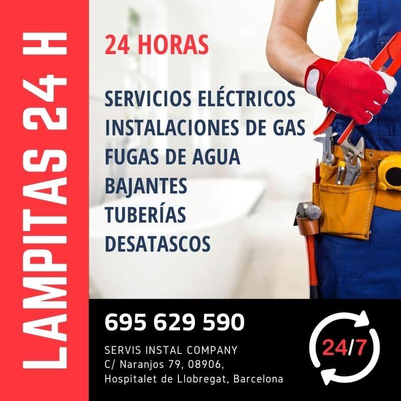 lampistas barcelona